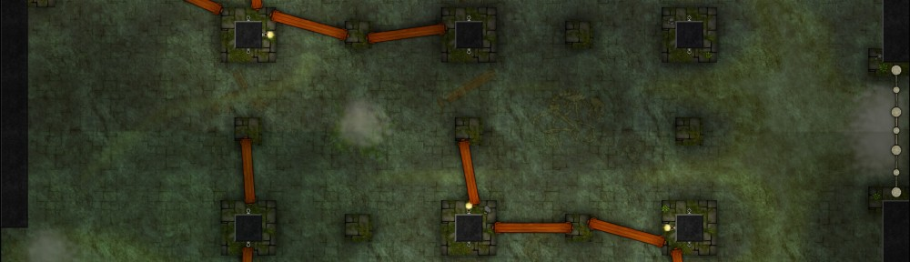 Battlemap Sewer