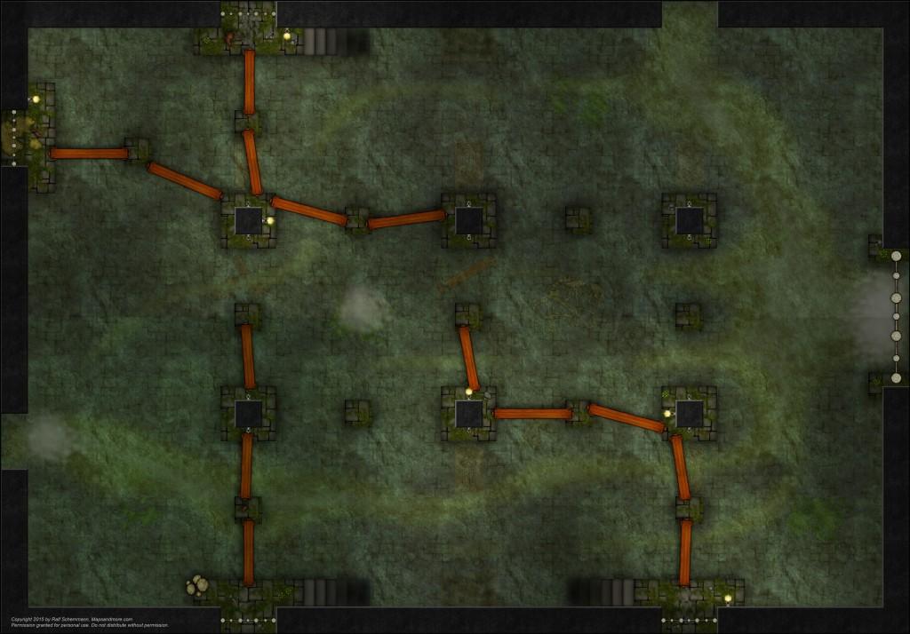Battlemap Sewer